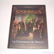 Juegos Antiguos: MATT FORBECK. EL SEÑOR DE LOS ANILLOS: EL JUEGO DE ROL. RM75346. . Lote 57706619