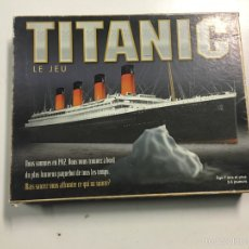 Juegos Antiguos: TITANIC. Lote 57710962