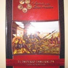 Juegos Antiguos: LA LEYENDA DE LOS CINCO ANILLOS, EL IMPERIO ESMERALDA, GUIA DE ROKUGAN. Lote 57749912