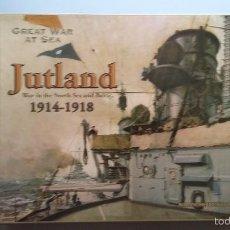 Juegos Antiguos: WARGAME JUTLAND DE AVALANCHE PRESS. SERIE GREAT WAR AT SEA. Lote 57952536