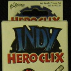Alte Spiele - INDY - HERO CLIX . BOOSTER PACK - MUÑ-31 , BUEN ESTADO - 57979212