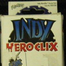 Alte Spiele - INDY - HERO CLIX . BOOSTER PACK . MUÑ-33,4 - 57979326