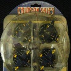 Jogos Antigos: CRIMSON SKIES - COLLECTABLE MINIATURES GAME .THE BROADWAY BOMBERS . MUÑ-35. Lote 57994507