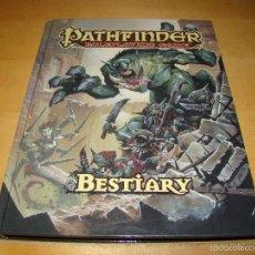 Juegos Antiguos: PATHFINDER ROLEPLAYING GAME BESTIARY. Lote 58454310