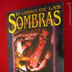 Jogos Antigos: EL LIBRO DE LAS SOMBRAS - GUIA PARA MAGO LA ASCENSION - ED. FACTORIA DE IDEAS. Lote 58549665