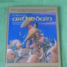 Juegos Antiguos: EL REINO DE ARTHEDAIN (EL SEÑOR DE LOS ANILLOS) - JOC INTERNACIONAL 1992 - NO TIENE EL PLANO. Lote 58665794