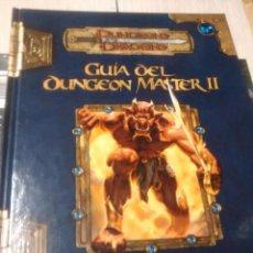 Juegos Antiguos: DUNGEONS & DRAGONS.GUIA DEL DUNGEON MASTER 2. DEVIR. NUEVO. SIN USAR. Lote 58816676