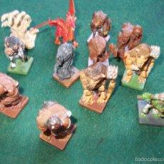 Juegos Antiguos: ANTIGUAS FIGURAS. Lote 60256315