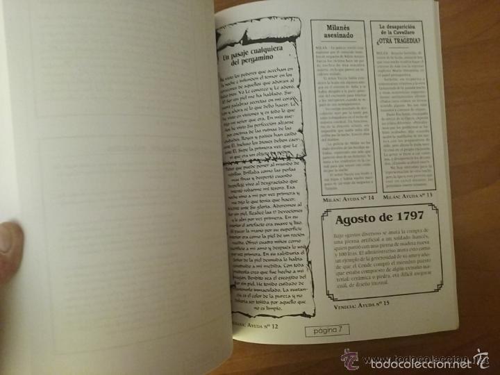 Juegos Antiguos: Horror en el Orient Express. para La Llamada de Cthulhu. Juego de rol. Nuevo. La Factoría. - Foto 9 - 235020505