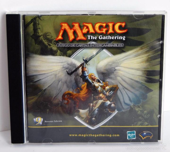 Magic The Gathering Juego De Cartas Intercambia Comprar Juegos De
