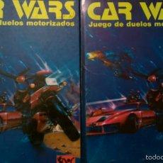 Juegos Antiguos: CAR WARS. JUEGO DE DUELOS MOTORIZADOS, JOC INTERNACIONAL. Lote 60882427
