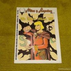 Juegos Antiguos: AQUELARRE MITOS Y LEYENDAS VOLUMEN 2: AD INTRA MARE II (PANDORA AQU103). Lote 109220500