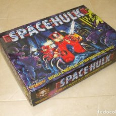 Juegos Antiguos: JUEGO DE MESA Y ESTRATEGIA: SPACE HULK (SEGUNDA EDICION). Lote 62989580