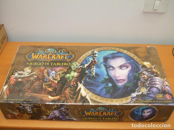 Juego De Mesa Y Estrategia World Of Warcraft J Comprar En