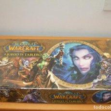 Juegos Antiguos: JUEGO DE MESA Y ESTRATEGIA: WORLD OF WARCRAFT JUEGO DE TABLERO CAJA GRANDE. Lote 63137892