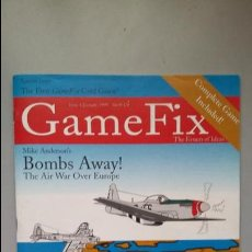 Juegos Antiguos: WARGAME BOMBS AWAY. REVISTA GAMEFIX. Lote 63555208