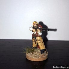 Juegos Antiguos: OLD WEST.- 28 MM. PROPAINTED. Lote 65940942