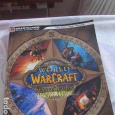 Juegos Antiguos: M69 LIBRO WORLD OF WARCRAFT MASTER GUIDE SEGUNDA EDICION GUIA DE ESTRATEGIA AÑO 2006. Lote 66083746