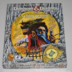 Jeux Anciens: JUEGO DE ROL DUNGEONS & DRAGONS - LA GRIETA DEL TRUENO - DRAGONES Y MAZMORRAS BORRÁS. Lote 67212389