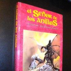 Juegos Antiguos: EL SEÑOR DE LOS ANILLOS JUEGO DE AVENTURAS BASICO / DOS MAPAS Y PERSONAJES / TOLKIEN. Lote 68057453