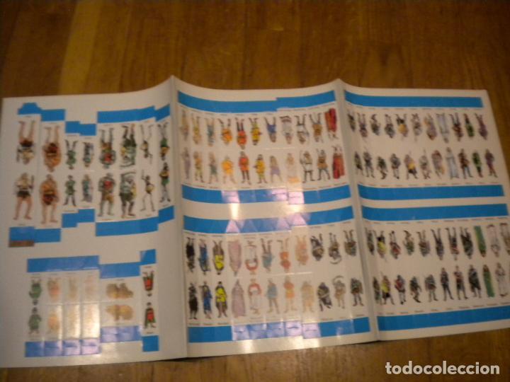 Juegos Antiguos: el señor de los anillos juego de aventuras basico / dos mapas y personajes / tolkien - Foto 8 - 68057453