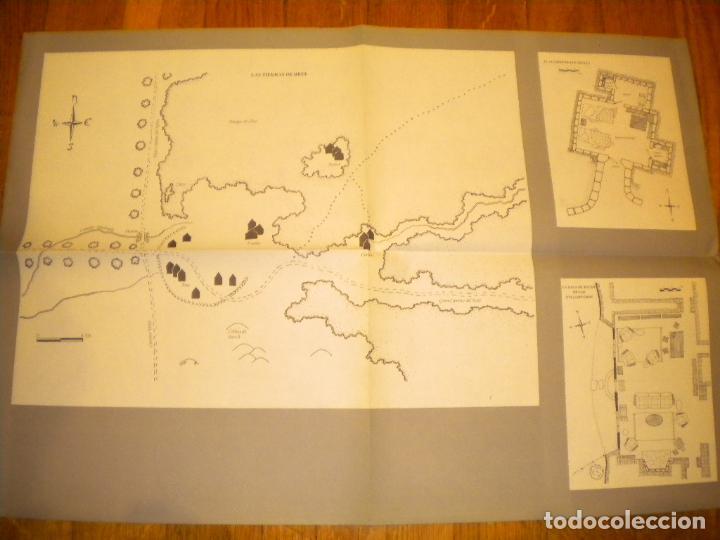 Juegos Antiguos: el señor de los anillos juego de aventuras basico / dos mapas y personajes / tolkien - Foto 10 - 68057453