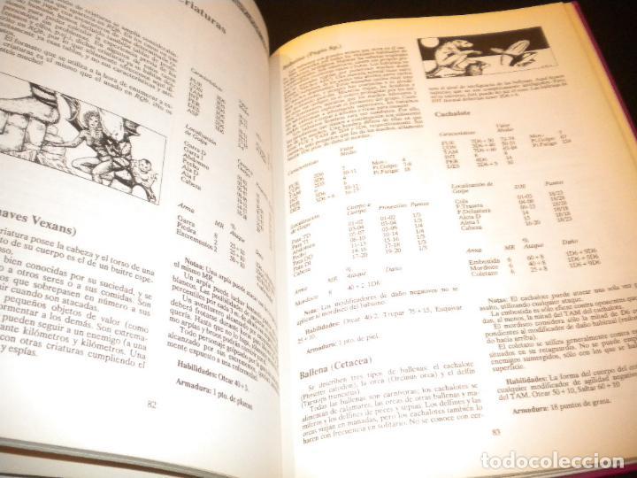 Juegos Antiguos: Rune Quest juego de rol de fantasia avanzado / juego de accion e imaginacion / 203 - Foto 3 - 68061361