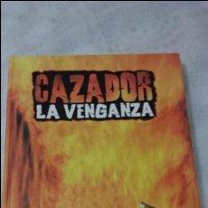 Juegos Antiguos: CAZADOR LA VENGANZA EL MANUAL BASICO. Lote 68366093
