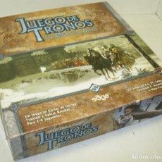 Juegos Antiguos: JUEGO DE MESA, ROL, CARTAS,JUEGO DE TRONOS, DE EDGE,EN CASTELLANO. Lote 68521525