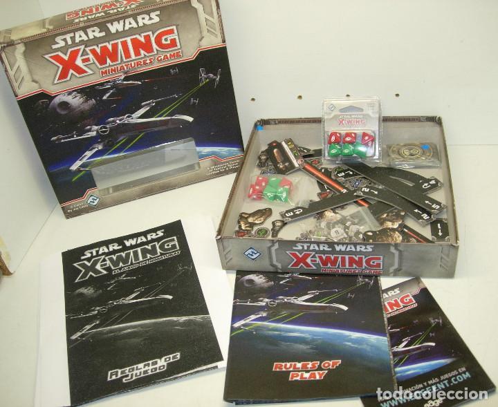 Juego De Mesa Rol Star Wars X Wing El Juego Comprar Juegos De