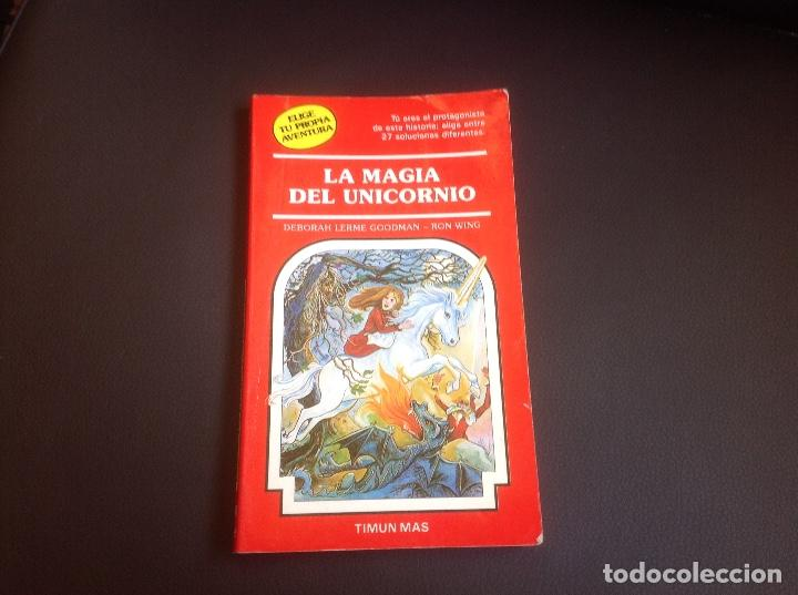 Librojuego Libro Juego La Magia Del Unicornio E Comprar Juegos De