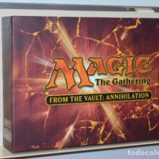 Alte Spiele - MAGIC THE GATHERING FROM THE VAULT ANNIHILATION - OFERTA - 69275681