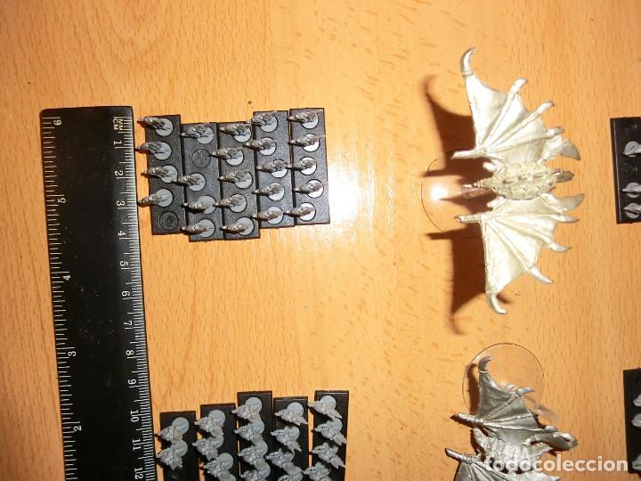 Juegos Antiguos: harridan , epic 40000, solo uno y 5 peanas gargolas - Foto 2 - 69954897