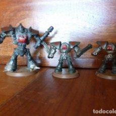 Juegos Antiguos: HEROSCAPE LOTE ROBOTS GUERREROS. Lote 70496381