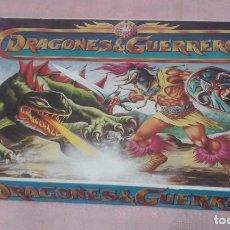 Juegos Antiguos: DRAGONES & GUERREROS. FALOMIR. JUEGO DE MESA. REF: 5100.. Lote 71126225