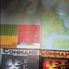 Juegos Antiguos: WARGAME TET 68, COMMAND MAGAZINE Nº 18. Lote 71471255