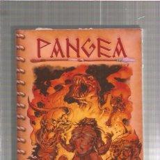 Juegos Antiguos: PANGEA JUEGO DE ROL. Lote 71563827