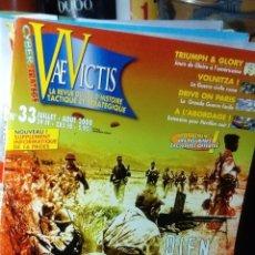 Juegos Antiguos: VAE VICTIS Nº 33 (INCLUYE JUEGO). Lote 71886407