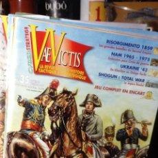Juegos Antiguos: VAE VICTIS Nº 35 (INCLUYE JUEGO). Lote 71886471