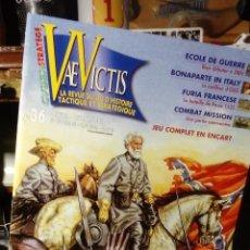 Juegos Antiguos: VAE VICTIS Nº 36 (INCLUYE JUEGO). Lote 71886719