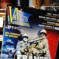 Juegos Antiguos: VAE VICTIS Nº 37 (INCLUYE JUEGO). Lote 71886783