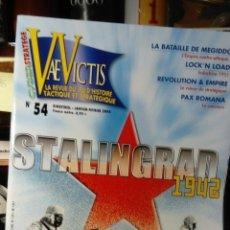 Juegos Antiguos: VAE VICTIS Nº 54 (INCLUYE JUEGO). Lote 71888779