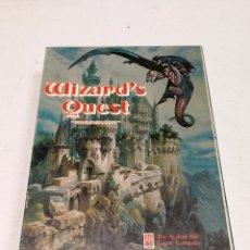 Juegos Antiguos: WIZARDS QUEST JUEGO DE ESTRATEGIA . Lote 72112291