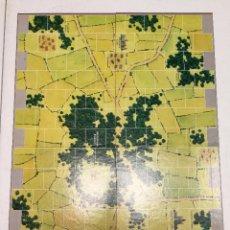 Juegos Antiguos: TABLERO LEGENDS OF ROBIN HOOD AVALON HILL GAMES COMPANY. Lote 72239875