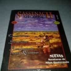 Juegos Antiguos: SASSENACH MAGAZINE 1 - ASTIBERRI EDICIONES. Lote 72379849