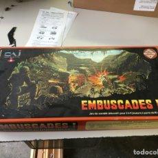 Juegos Antiguos: JUEGO DE MESA EMBUSCADES. Lote 72737558