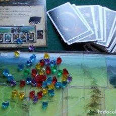 Juegos Antiguos: JUEGO EL HOBBIT EL ORO ENCANTADO COMPLETO. Lote 72841479