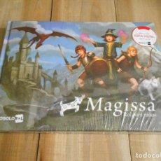 Juegos Antiguos: MAGISSA - JUEGO DE ROL - NOSOLOROL - PRECINTADO - ROL PARA NIÑOS. Lote 194532833