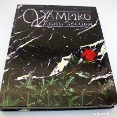 Juegos Antiguos: VAMPIRO: EDAD OSCURA - LA FACTORÍA DE IDEAS - PRIMERA EDICIÓN: 1996, MUY BUEN ESTADO. Lote 221835763