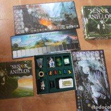 Juegos Antiguos: JUEGO EL SEÑOR DE LOS ANILLOS. Lote 76845815